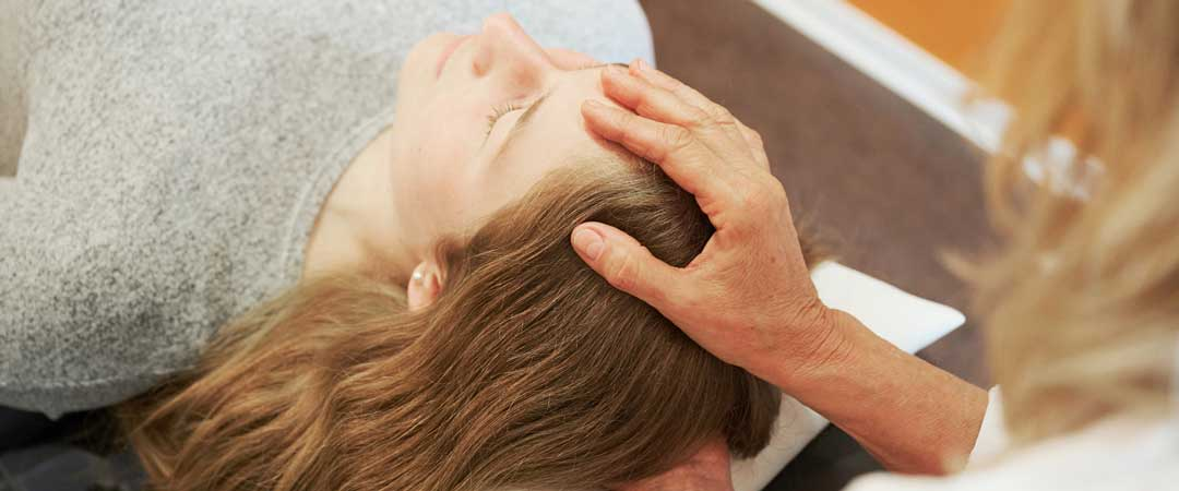 INTERPRAX Osteopathie – Nackenbehandlung